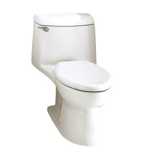 American Standard 2004.014.020 Champion-4 Elongated One-Piece Toilet